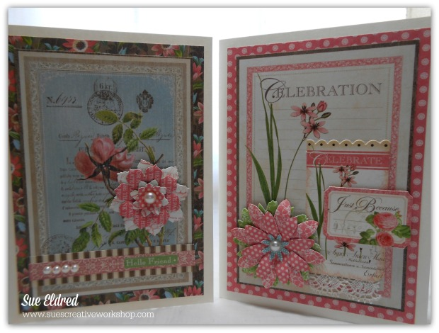 Botanical Tea Cards