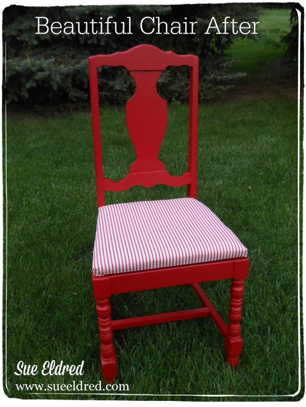 Beautiful Chair After