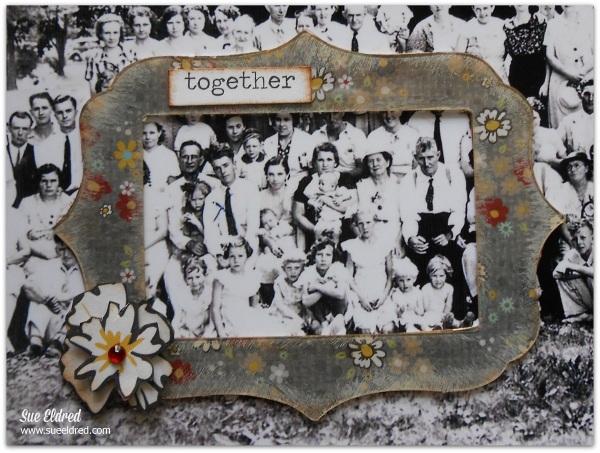 Cherish Family Layout 1936 close up