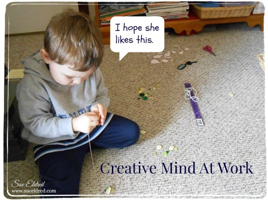 Creative Mind at Work