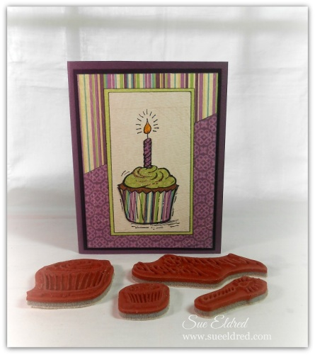 Cupcake Stamps Giveaway