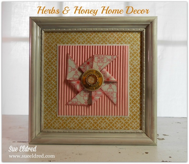 Herbs & Honey Home Decor