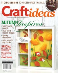 Craft ideas magazine cover
