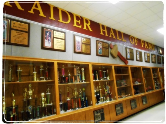 Raider Hall of Fame