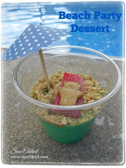 Beach Party Dessert
