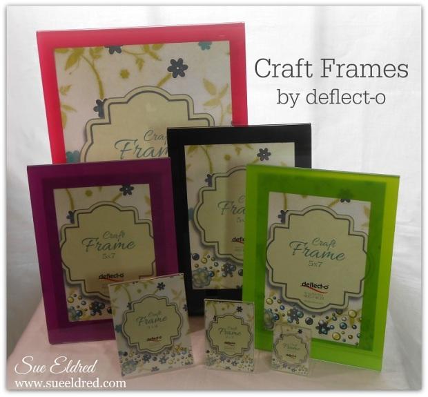 Deflecto Craft Frames 2