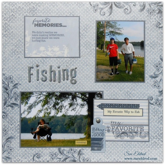 Fishing Layout #2