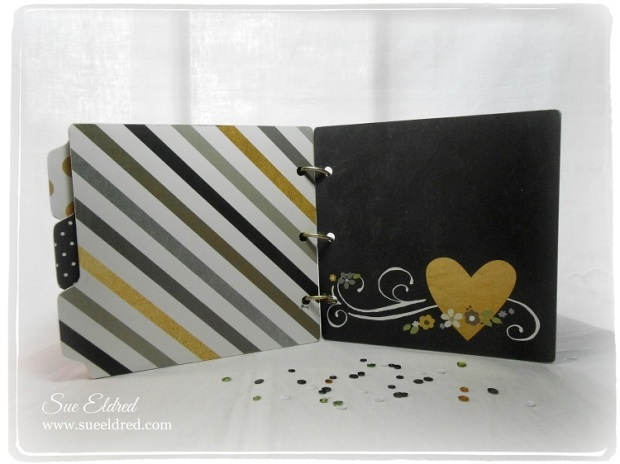 Wedding Album inside