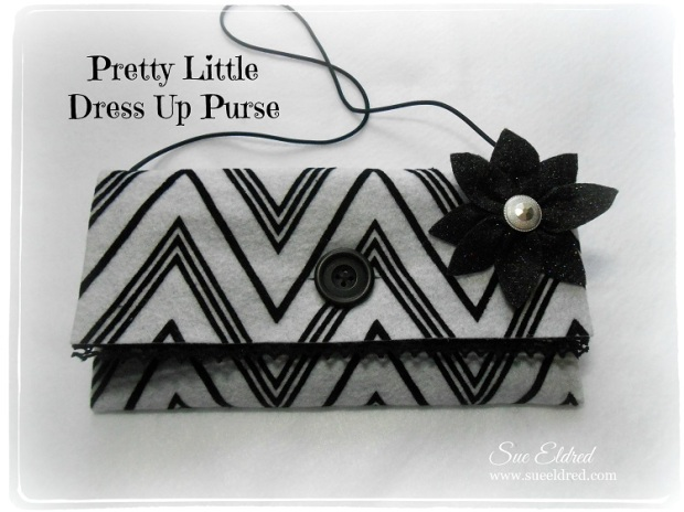Pretty Little Dress Up Purse
