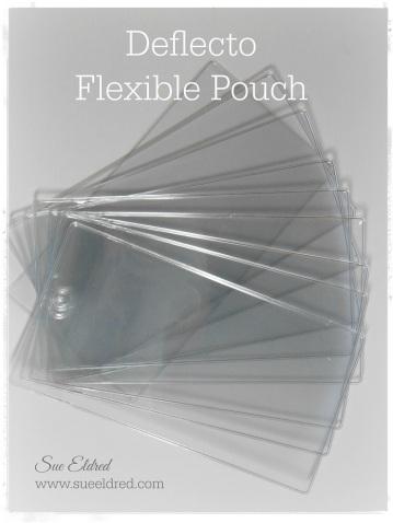 Deflecto Flexible Pouch