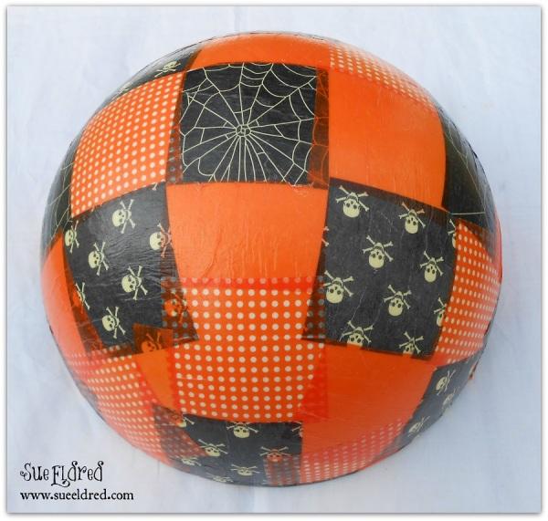 Smoothfoam Halloween Treat Bowl Bottom