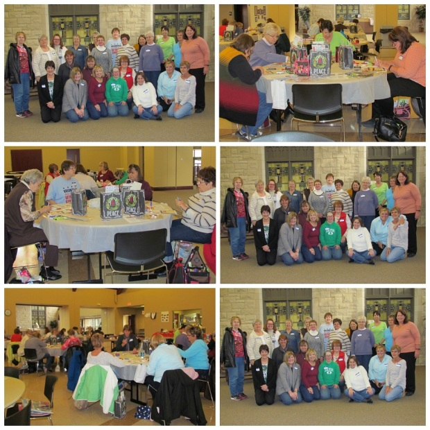 2014 Holiday Workshop Group Collage