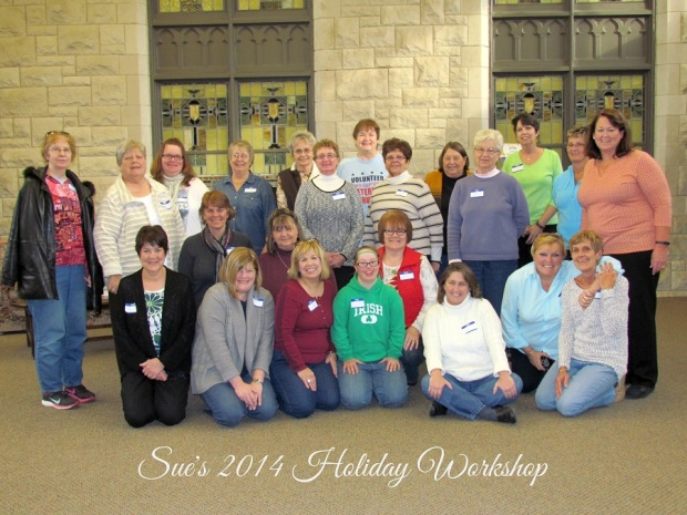 2014 Holiday Workshop Group Pic #18