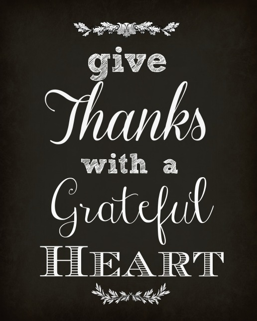 Give Thanks 2