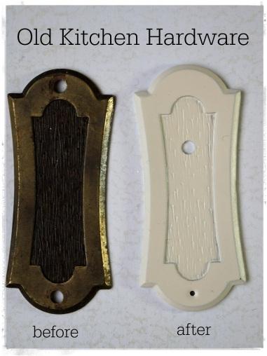 Old Kitchen Hardware