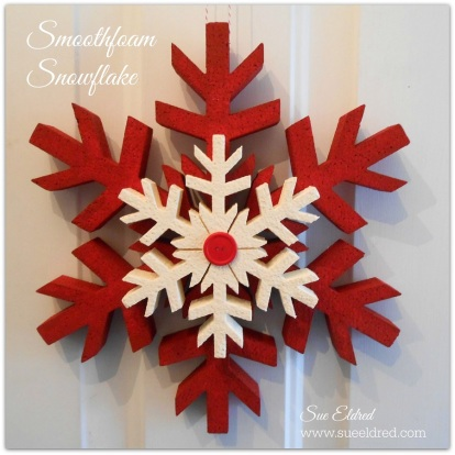 Smoothfoam Snowflake