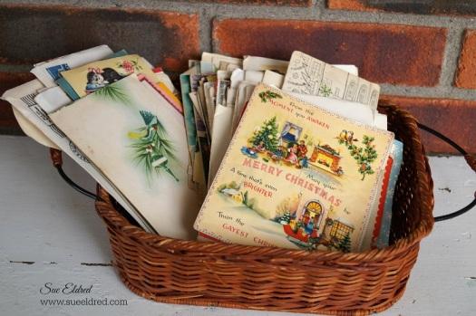 Vintage Christmas Cards 202