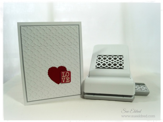 Little B Valentine's Card 1607