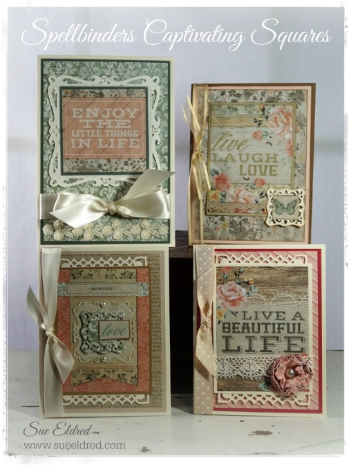 Captivating Squares 1682