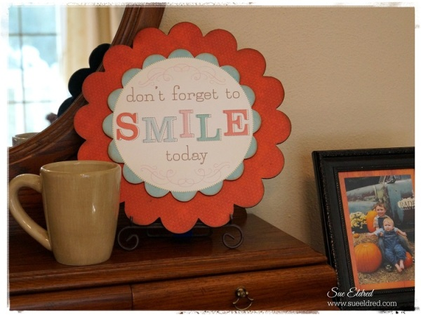 Don't forget to smile 2243
