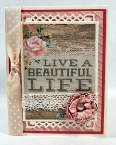 Live a Beautiful Life 1706