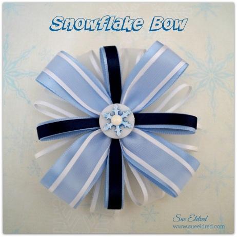 Snowflake Bow 2047
