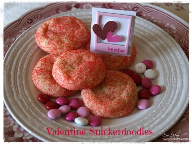 Valentine Snickerdoodle