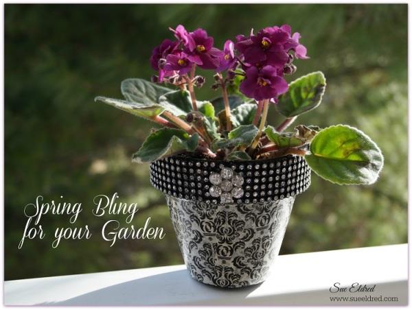 Spring Bling for your Garden 3640