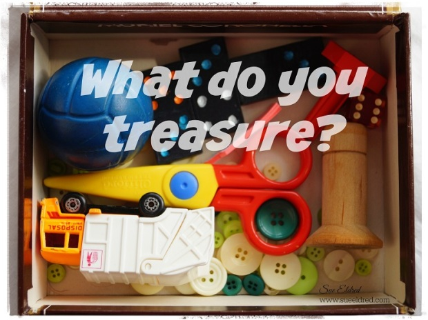 What do you treasure 3165