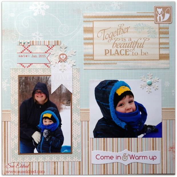Winter Layout 3153