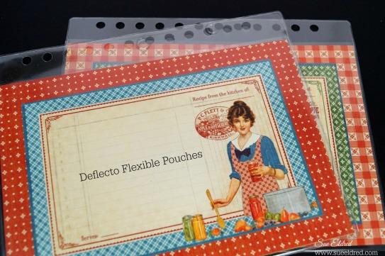 Deflecto Flexible Pouches 4699