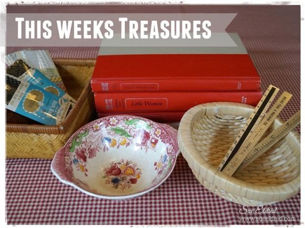 This Weeks Treasures