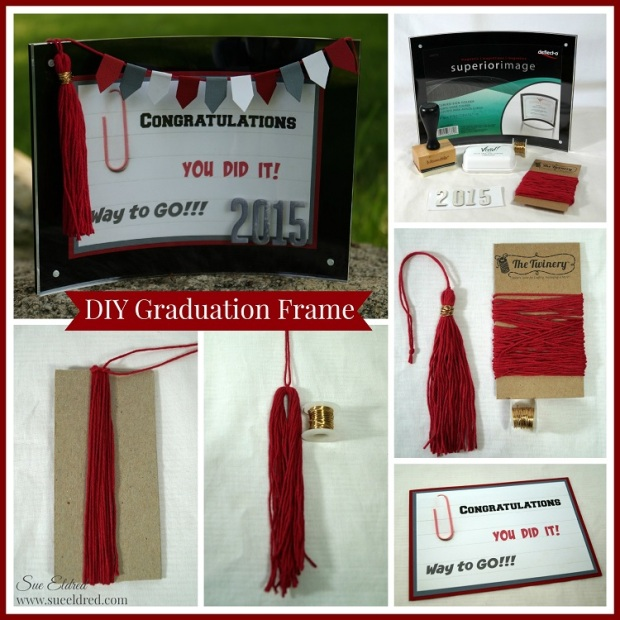 DIY Graduation Frame Collage