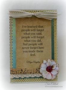 Maya Angelou Frame 5641