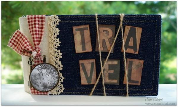 American Vintage Travel Dungaree Album 06693