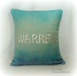 Warren's Pillow