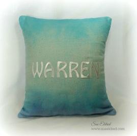 Warren's Pillow