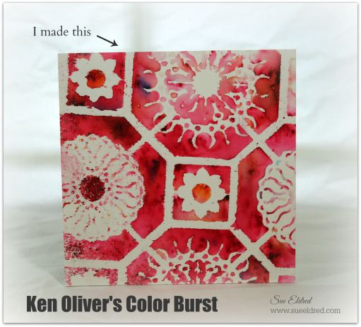 Ken Oliver's Color Burst
