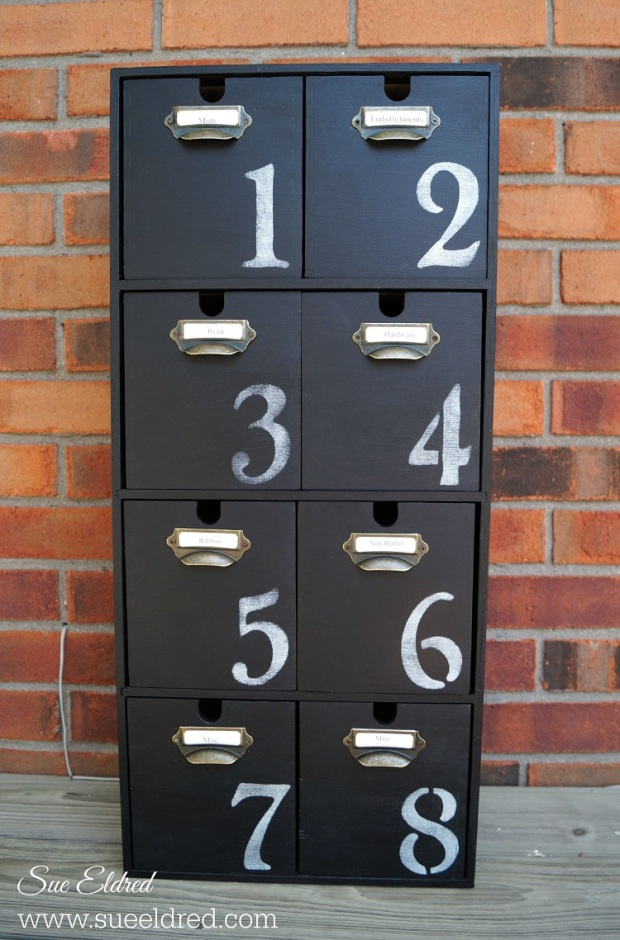 Black Cabinet 8444