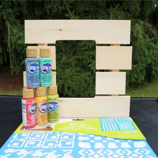 Funky Pallet Frame Supplies