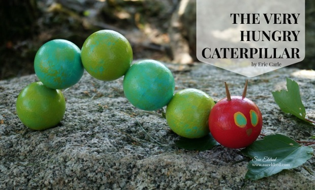 The Very Hungry Caterpillar 8205