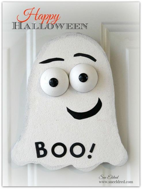Happy Halloween Mr. Boo 9065