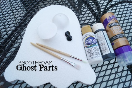 Smoothfoam Ghost Parts 9045