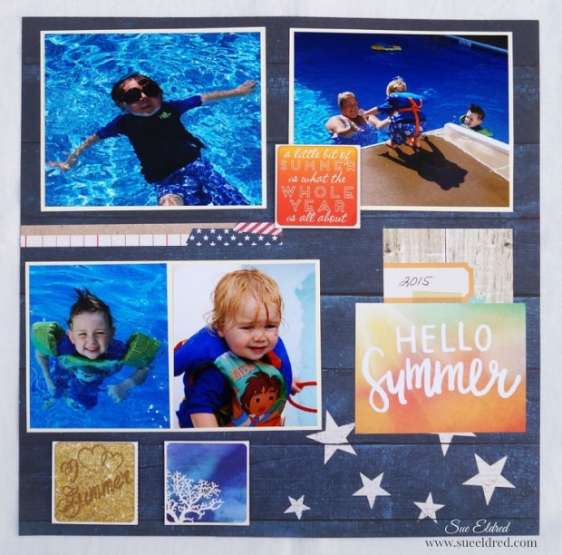 Summer Layout 9108