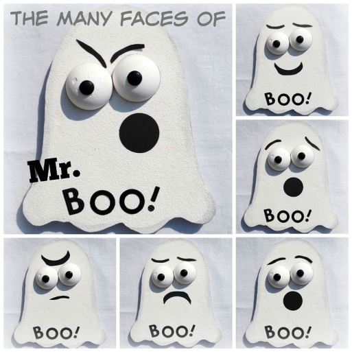 The Many Faces of Mr. Boo 2
