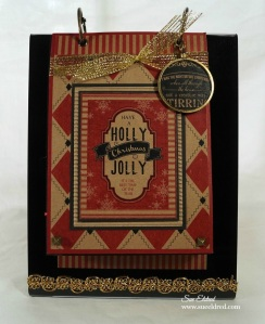 Farmhouse Christmas Flip Book Front Cover7638