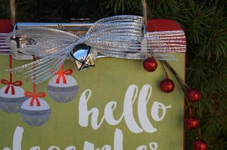 Christmas Countdown Close Up