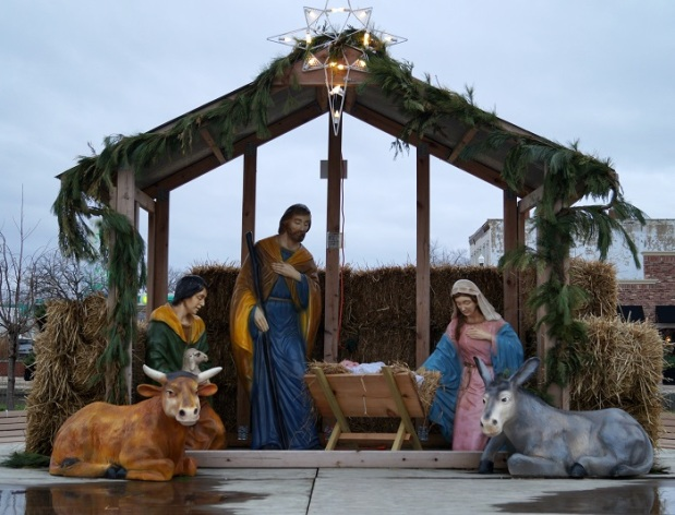 Nativity on the Square