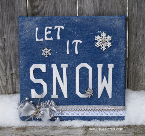 Sue Eldred's Let It Snow