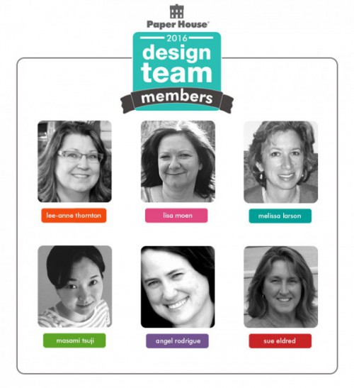 Paper House Productions 2016 Design Team